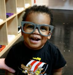 My son on Children With Swag. Awesome site for toddler fashion inspiration, ESPECIALLY FOR MOMS OF BOYS! Because we never get ANYTHING cool.