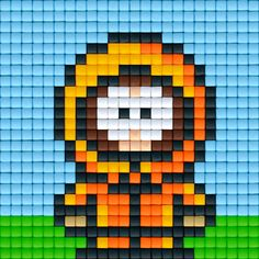 South Park Kenny | Pixel Party