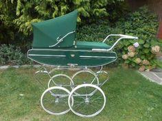 Nostalgický kočárek pro miminko č. 180