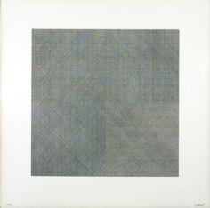 Sol LeWitt, 'no title' 1971