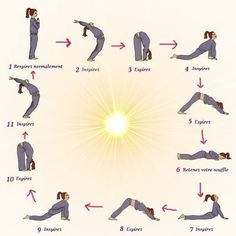 Easy Yoga Workout - salutation Get your sexiest body ever without,crunches,cardio,or ever setting foot in a gym