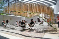 Green Air installation at CAM Saint Louis by Nomad Studio, Saint Louis – Missouri » Retail Design Blog