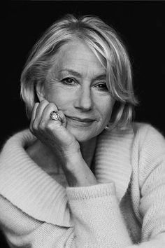 At 70 years old, if I could give my younger self one piece of advice, it would be to use the words 'fuck off' much more frequently. ~Dame Helen Mirren