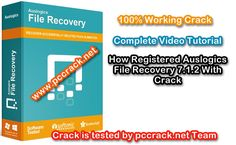 Auslogics File Recovery 7.1.2 Crack software in the field of restoring the files have been removed or the files damaged random software spying and viruses. via @pccrack