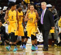 WNBA All-Teams 2016