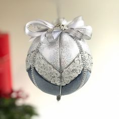 1 million+ Stunning Free Images to Use Anywhere Quilted Christmas Ornaments, Christmas Crafts To Make, Felt Christmas Decorations, Fabric Ornaments, Christmas Toys, Christmas Baubles, Homemade Christmas, Homemade Ornaments, Diy Ornaments
