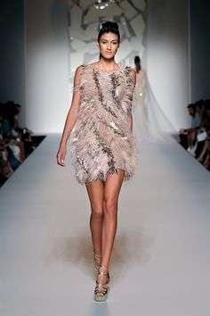 Abed Mahfouz - Haute Couture Collection Fall - Winter 2012 - 2013
