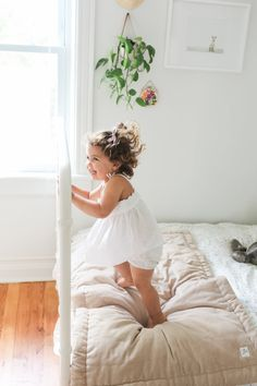 "A question that we get asked quite often around here is ""Where can I find stylish bedding for my little ones?"" There's so many adorable bedding collection out there but one that REALLY stands out above the rest is Sweetcase. Their collection of original bed linens and decorative a"