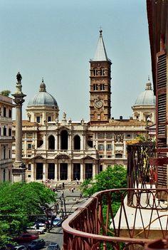Santa Maria Maggiore, el templo más grande dedicado a María en toda Roma