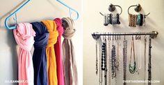 25unbelievably cool ways toorganize your closet