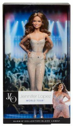 2013 JENNIFER LOPEZ WORLD TOUR Pop Star Barbie IN STOCK NOW!