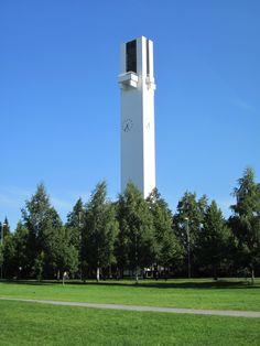 Lakeuden Risti, Seinäjoki Cathedral Church, Alvar Aalto, Modernism, Willis Tower, Finland, Centre, Spaces, Architecture, Building