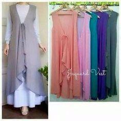 Fb Islamic Fashion, Muslim Fashion, Ethnic Fashion, Muslim Dress, Hijab Dress, Abaya Fashion, Fashion Dresses, Stylish Dresses, Nice Dresses