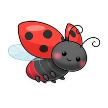 ladybug clipart - Google Search