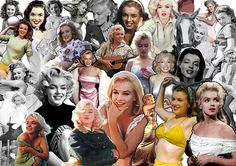 THE FASHION SUNDAE: Muse Of The Month: #MarilynMonroe