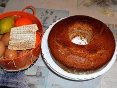 Raccontare un paese: Le mie ricette: schiacciata di Pasqua dela Novella...