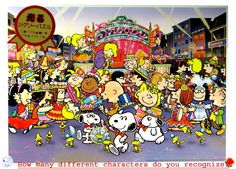 Snoopy Carnival