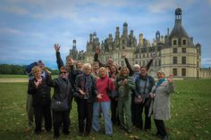 The Loire Valley at its best during our small group tours! http://www.traveloffthebeatenpath.com