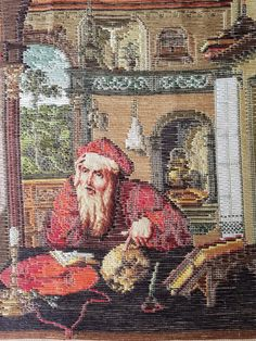 Needlepoint Kits, Needlepoint Canvases, Tapestry Kits, Dutch Painters, My Canvas, Hand Stitching, Bohemian Rug, Cross Stitch, Colours