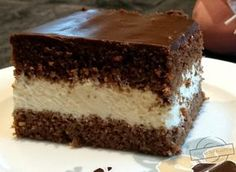 Polish Recipes, Food Design, Vanilla Cake, Tiramisu, Food And Drink, Sweets, Dinner, Cooking, Ethnic Recipes
