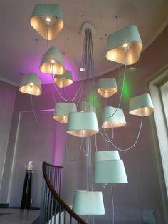 Nuage Lustres Pour créer une ambiance renouvelée et chic dans votre maison.