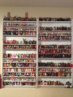 Our Playmobil people! We are all huge Playmobil fans! -Emily B. And Dall Bariscak