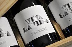 Viva la Vida   Designed by Bruto for Lagar de Costa.