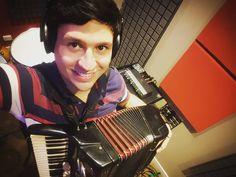 #rec #recording #studio #music #acordeon #gopro #gopromusic #luzbuena #cumbia #cuencastudio