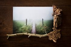 Photography print by Sanne Griekspoor landscape by ShapesOfEarth, €20.00