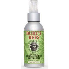 Herbal Insect Repellent - Burt's Bees $8