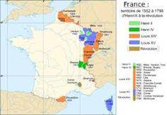 le nom du territoire francais debut 20e siecle