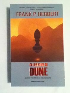BookWorm & BarFly: Gli eretici di Dune - Frank P. Herbert (1984)
