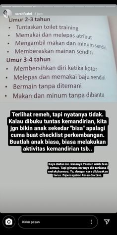 Quotes Indonesia, Mom And Baby, First Step, Kids And Parenting, Insight, Parents, Knowledge, Study, Bts