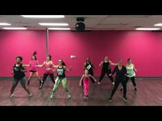 Bruno Mars - That's What I Like (Dance Fitness with Jessica) - YouTube
