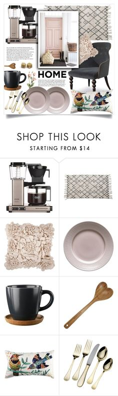 """Dream Home"" by linmari ❤ liked on Polyvore featuring interior, interiors, interior design, home, home decor, interior decorating, Technivorm, Pom Pom at Home, iittala and Höganäs Ceramic"