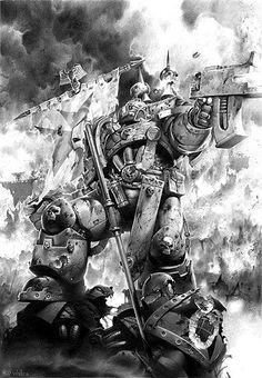 Tactical Marine - Mark Gibbons
