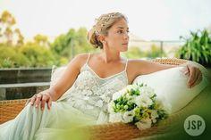 Wedding, Bride, Dress, Boda, Matrimonio, Yahel Waisman Design, Bohemian, lace