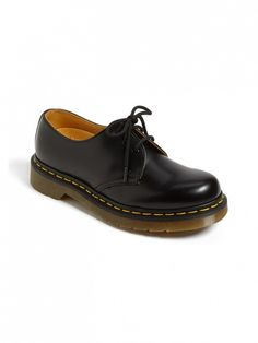 Dr. Martens 1461 W Oxfords in Black
