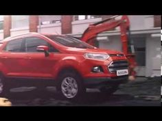 Ford Ecosport #GetBusyLiving