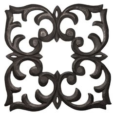Fetco Home Decor Javen Handcrafted Medallion Wall Decor