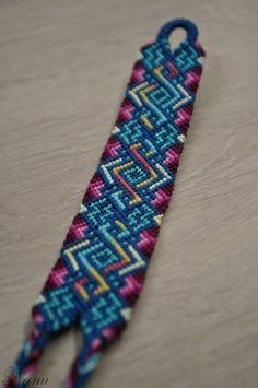 Photo of #86080 by Nami358 - friendship-bracelets.net