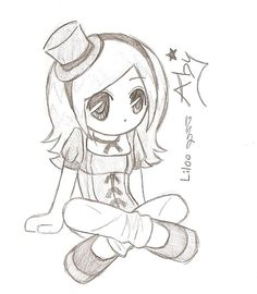 Anime Sketches | Chibi : Aby by ~Liloo-Drawings on deviantART