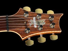 2015 Paul Reed Smith PRS 20th Anniversary Private Stock Limited Edition ~ North Lights Smoked Burst Guitar Inlay, Paul Reed Smith, Guitar Parts, 20th Anniversary, Lampshades, Music Instruments, Lights, The Originals, Lamp Shades