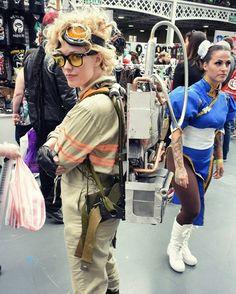 Jillian Holtzmann cosplay