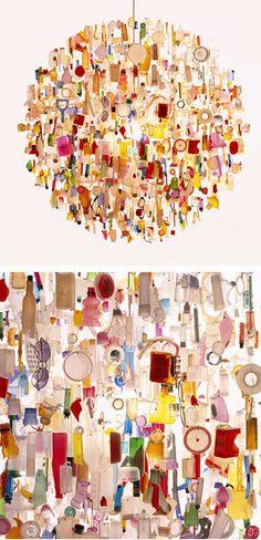 Weekend Treat: Recycle Art &Fashion - Qi Blog - Global Network of Innovators