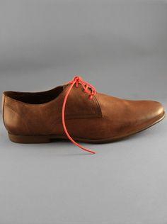 ROYAL REPUBLIQ Cast Derby Shoe Brown