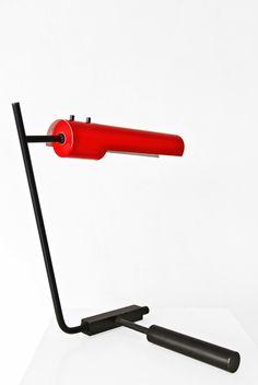 J.J.M. Hoogervorst; Table Lamp for Anvia, c1960.