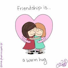 Friendship Week – 5/8
