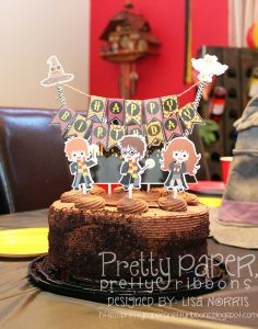 Pretty Paper, Pretty Ribbons: A Magical Birthday Party