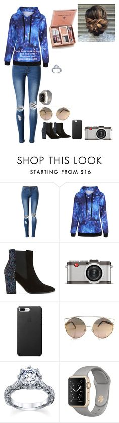 """The storm. By. Fiona helms"" by weirdo123456 on Polyvore featuring WithChic, Dune and Leica"